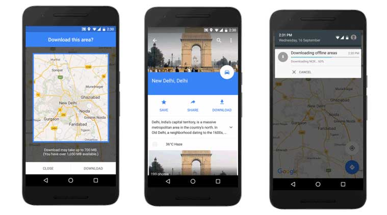 Google Maps Offline with turn-by-turn directions now lunched ... on download london tube map, download icons, download bing maps, download business maps, topographic maps, online maps,