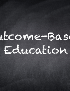 Outcome-Based Education