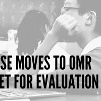 CBSC moves to OMR Sheet