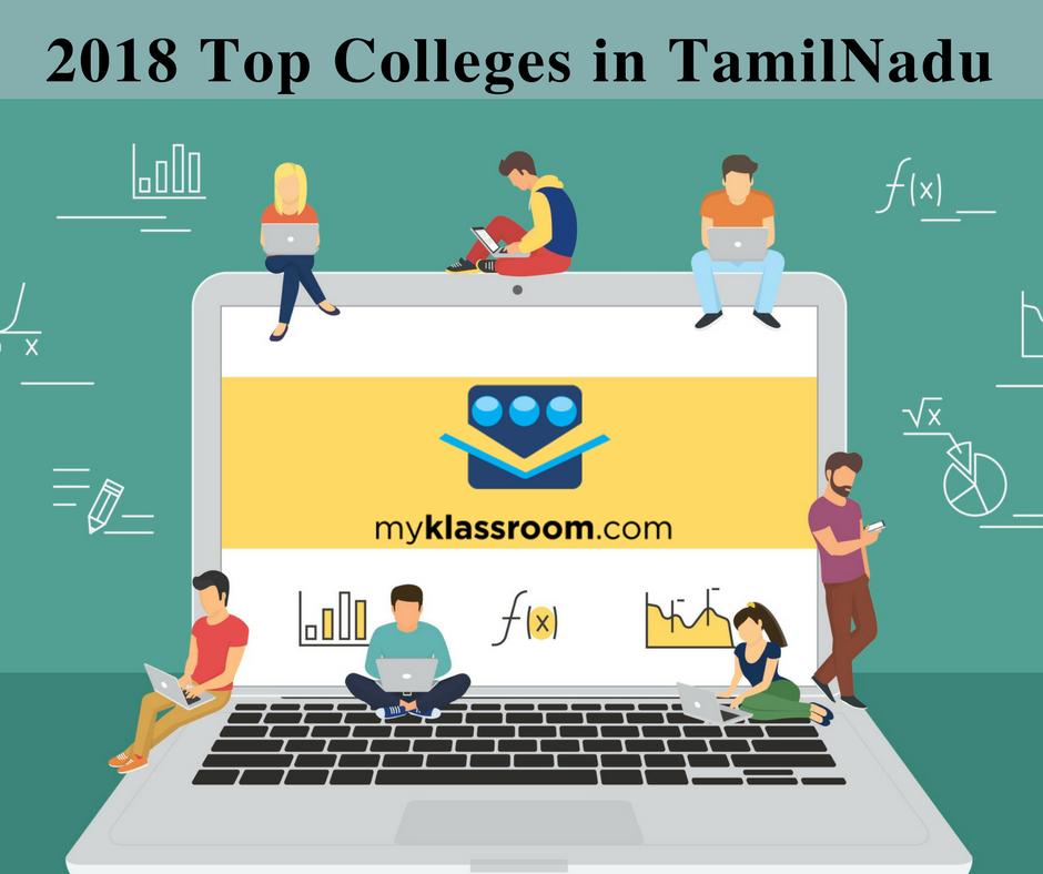 Best Colleges in Tamil Nadu
